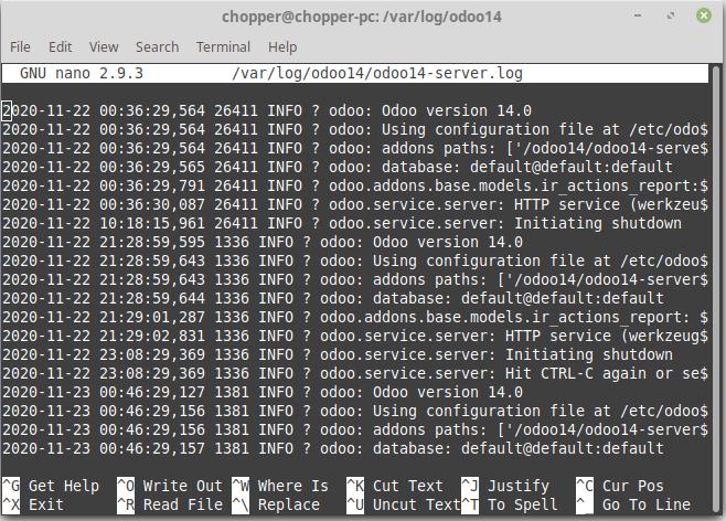 Isi file log odoo